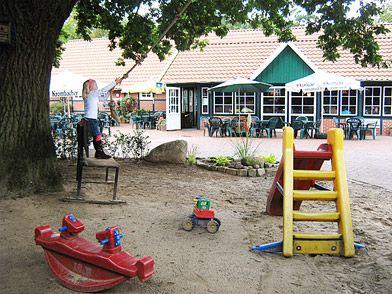 Spielscheune Hofcafé Debbeler